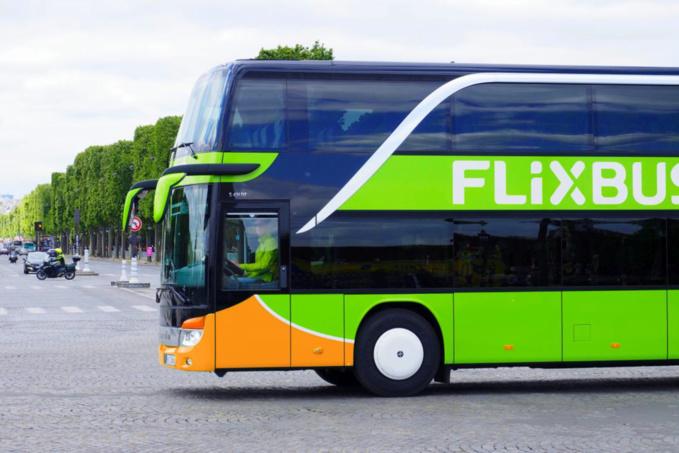 FlixBus annonce près de 60% de passagers en plus par rapport à l'été 2017 en Normandie