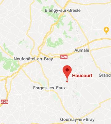 Deux blessés graves lors d'une perte de contrôle ce matin sur une route de Seine-Maritime