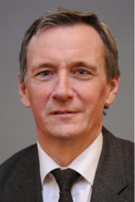 Patrick Gomont, 58 ans, est maire de Bayeux depuis 2014   - Photo © Biernacki / Région Normandie