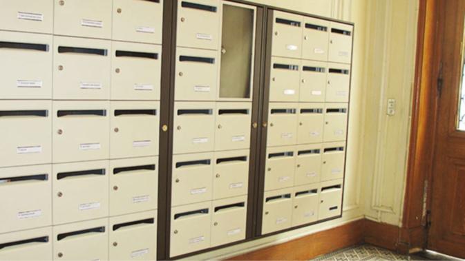 Sa boîte aux lettres avait été dégradée, alors pour se venger il a cassé à son tour celles de ses voisins - illustration @ D. R.