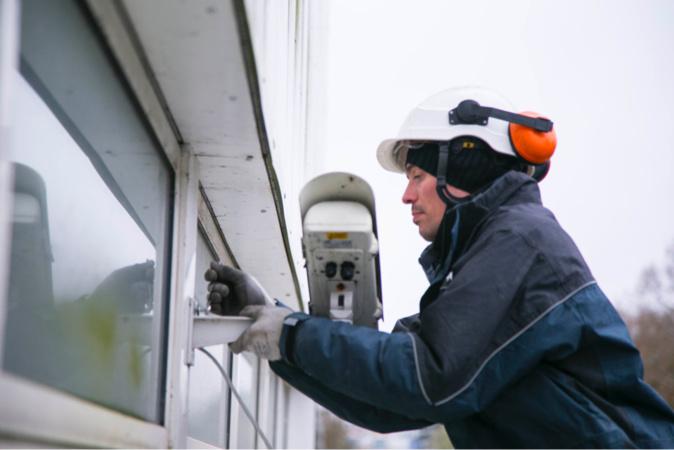 Quatre nouveaux collèges vont être équipés de caméras de vidéo-protection dans les prochains mois - Photo © CD27