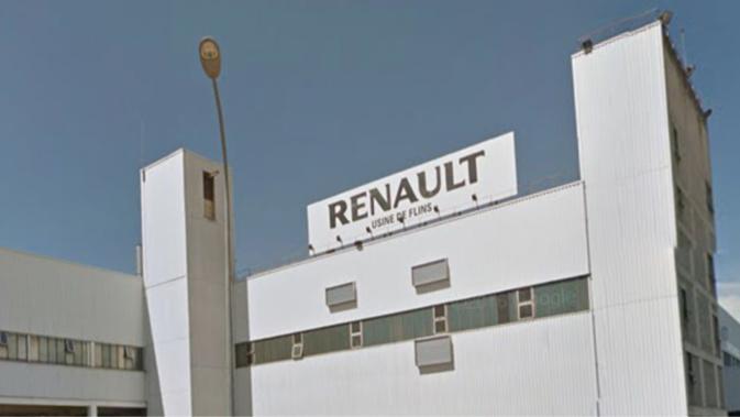 L'un des Havrais interpellés était carrossier à l'usine Renault de Flins-sur-Seine (Yvelines)