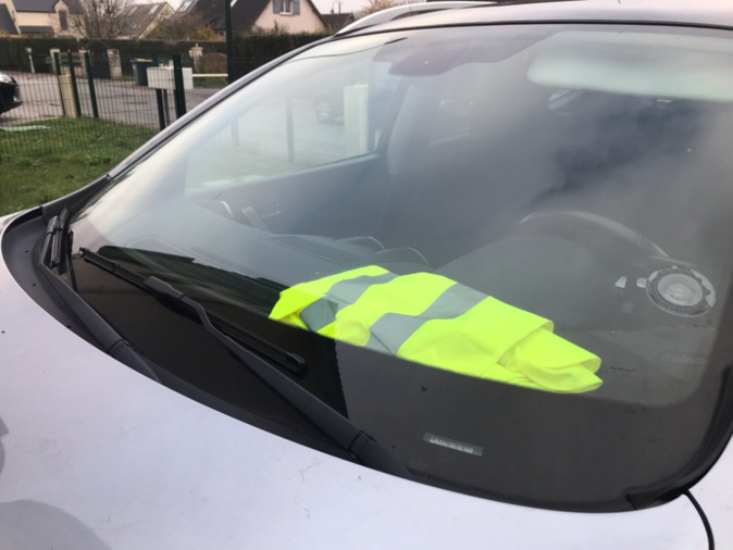 Gilets jaunes : c'est une véritable mobilisation, admet le chef de cabinet de la préfète de Seine-Maritime - Photo @ infonormandie