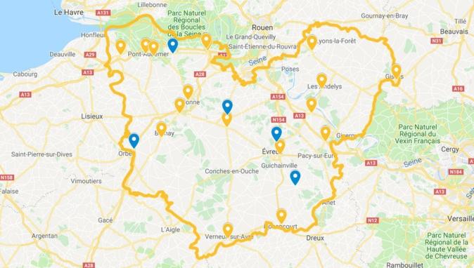 Gilets jaunes: les annonces de Macron sans effet sur le mouvement en Seine-Maritime
