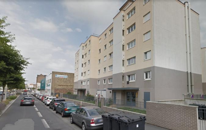 Le drame s'est déroulé dans cet immeuble au 10, rue Ferrer, au Havre - Illustration © Google Maps