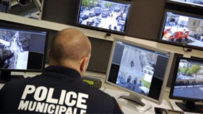 La voiture volée a été repérée rue Raspail par le centre de supervision urbain du Havre - Illustration