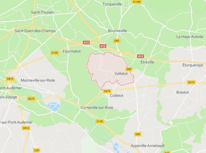 Eure : un jeune motard de Barneville-sur-Mer tué dans un accident à Valletot
