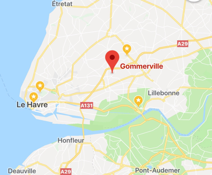 Seine-Maritime : deux blessés, dont un grave, dans un accident de la route à Gommerville