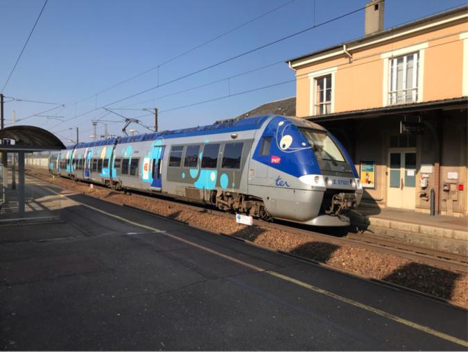 Des trains sont supprimés et le trafic est interrompu - Illustration @ Infonormandie