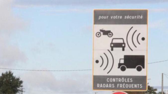 Un radar sur trois serait hors service en France, selon le site radars-auto.com