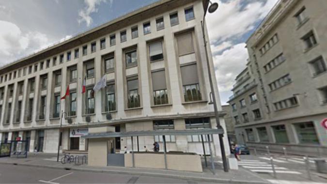 Rouen : surpris en pleine nuit en train de «déménager» la cave de l'ancienne chambre de commerce