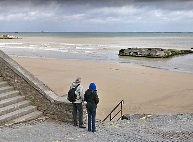 Chaque année, les plages du Débarquement accueillent plusieurs millions de visiteurs