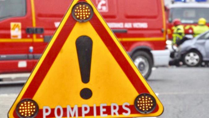 Les pompiers ont tenté vainement de réanimer le conducteur en arrêt cardio-respiratoire - illustration