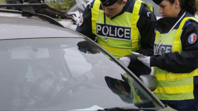 Cinq conducteurs contrôlés sans permis en quelques heures dans l'agglomération de Rouen
