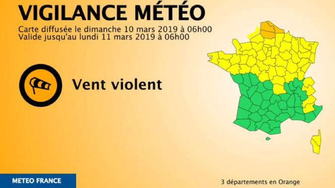 Vents violents : les ponts de Normandie et de Tancarville interdits à certains véhicules