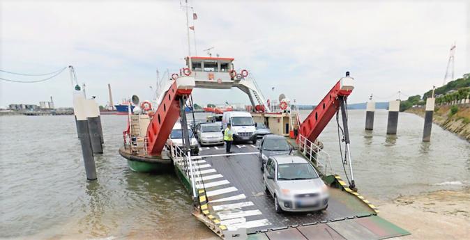 Le bac de Quillebeuf-sur-Seine suspendu à compter du 18 mars pour une durée indéterminée