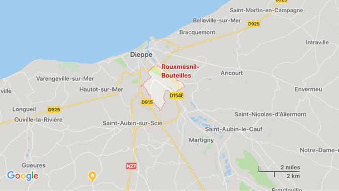 Près de Dieppe, une femme découverte asphyxiée dans son garage par le gaz d'échappement