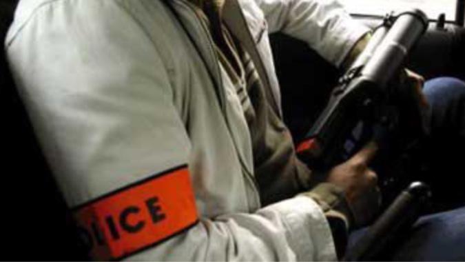 Les policiers de la BAC étaient en surveillance pour une autre affaire a Gonfreville l'Orcher - Illustration