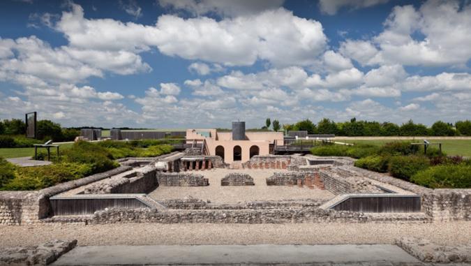 Le Gisacum, au Vieil-Evreux : une ville gallo-romaine près de chez vous... - Photo © Gisacum