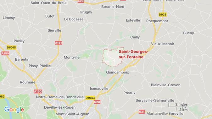 Deux chevaux périssent dans l'incendie d'un centre équestre en Seine-Maritime