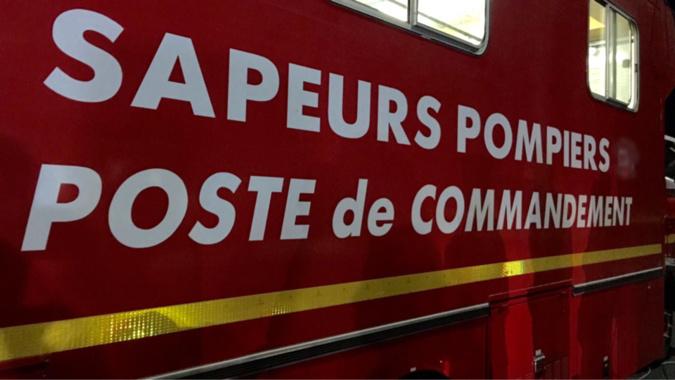 Rouen : exercice de sécurité civile de grande ampleur sur la Seine en prévision de l'Armada