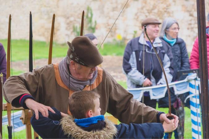 Médiévales d'Harcourt : le Moyen Âge, grandeur nature les 4 et 5 mai