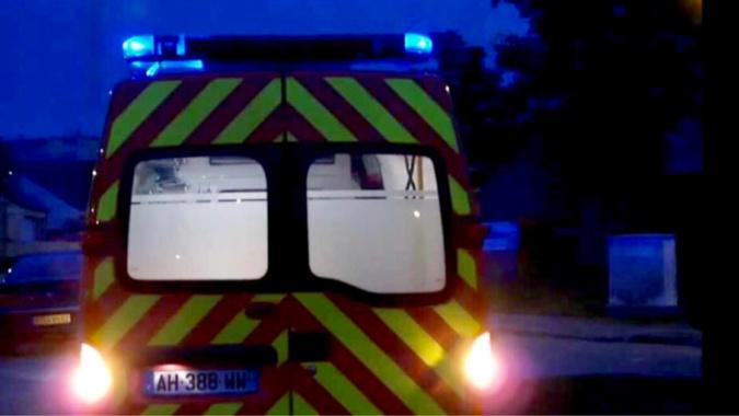 Une dizaine de sapeurs-pompiers sont intervenus pour secourir les victimes - Illustration