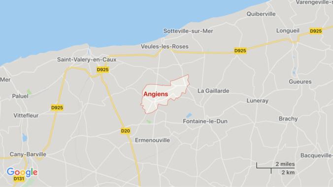 Seine-Maritime : un randonneur grièvement blessé en chutant lourdement de vélo à Angiens