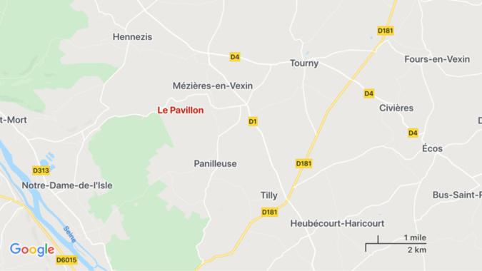 Eure : un homme de 48 ans meurt lors d'une opération de tronçonnage à Mézières-en-Vexin