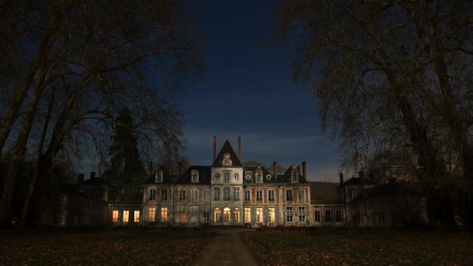 Le château de Pinterville - Photo © CD27