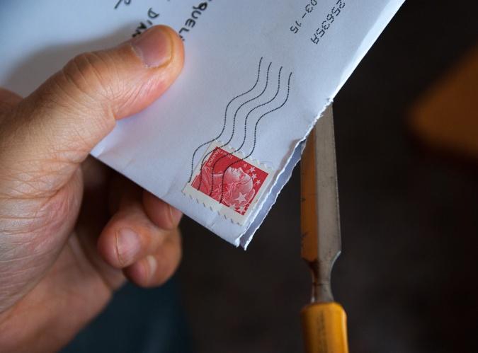 Par précaution, la destinataire de la mystérieuse lettre s'est présentée à l'hôtel de police - Illustration © Pixabay