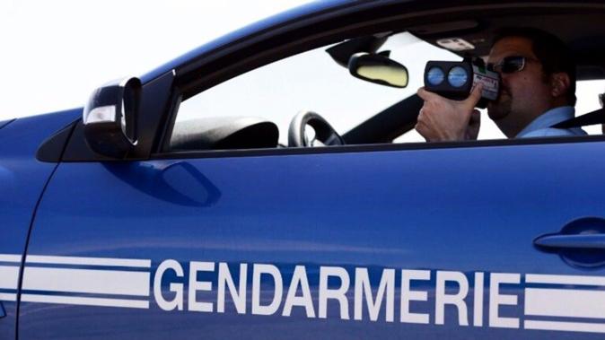 Les gendarmes sont aux aguets sur les routes  illustration
