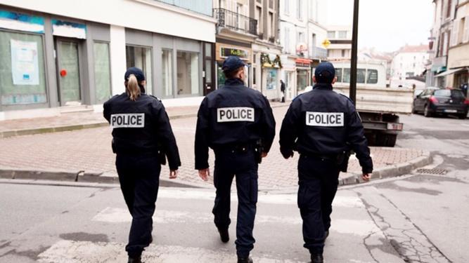 C'est une patrouille de la brigade spécialisée de terrain en sécurisation sur les Hauts de Rouen qui ont surpris les deux enfants - illustration © DGPN