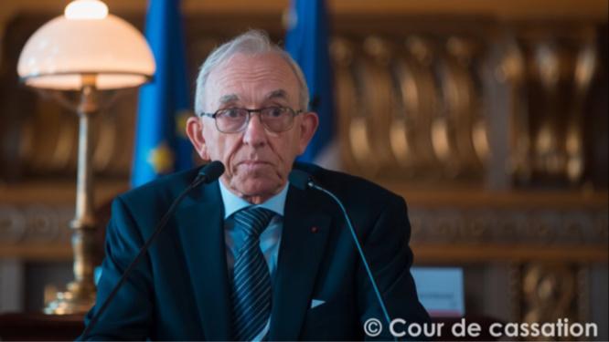 Yves Bot vient de mourir à l'âge de 72 ans  - Photo © Cour de Cassation