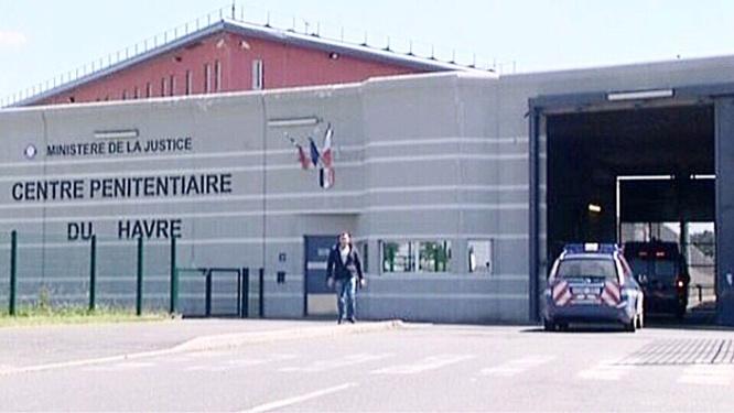 Le détenu est détenu à la prison du Havre pour participation et association de malfaiteurs en vue de commettre un acte terroriste - Illustration