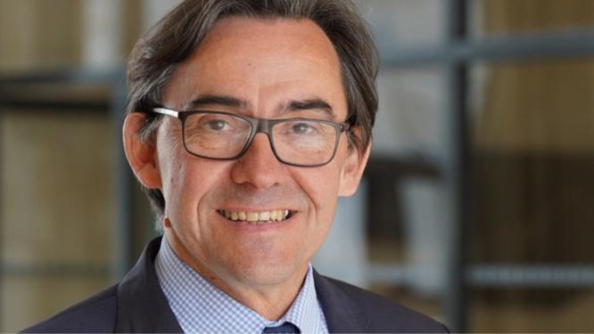 Bertrand Bellanger a été désigné hier par la majorité départementale pour succéder à Pascal Martin - Photo @ Conseil départemental 76
