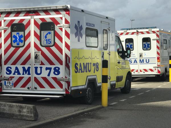 L'enfant a été transportée dans un hôpital parisien. Elle présentait un traumatisme crânien - illustration @ infonormandie