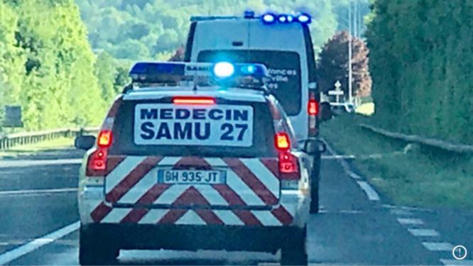 Dans l'Eure, un jeune de 18 ans tué après avoir percuté un poteau électrique