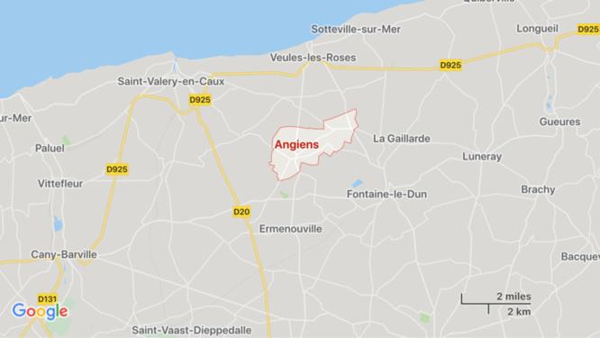 Seine-Maritime : les sapeurs-pompiers mobilisés contre un incendie de culture à Angiens