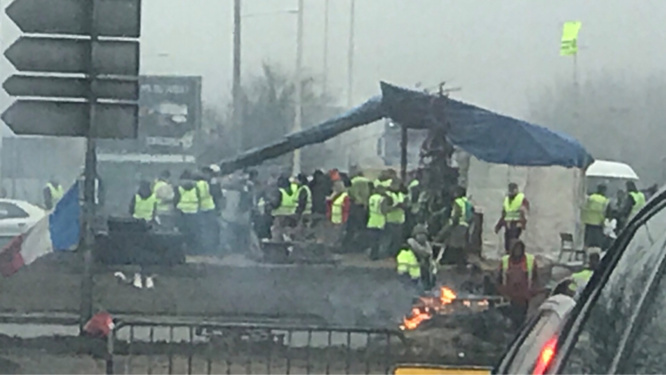 Seine-Maritime : manifestations interdites samedi à Rouen et au rond-point des Vaches