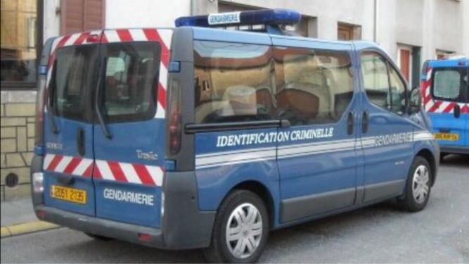 Des investigations de police technique et scientifique ont été réalisées par les gendarmes de la CIC de Rouen - illustration @ gendarmerie/Facebook