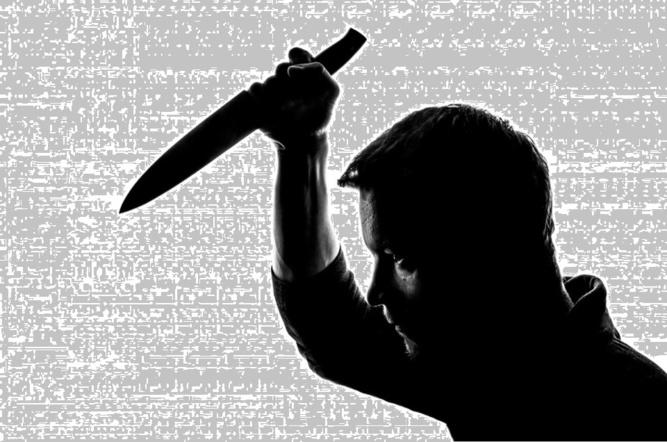 Le couteau a été retrouvé sur le lieu des attaques, rue François-Couperin, et saisi pour les besoins de l'enquête - illustration @Pixabay