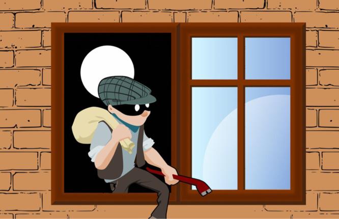 La vigilance des voisins a perdu les voleurs qui ont pu être rapidement identifiés - Illustration @ Pixabay
