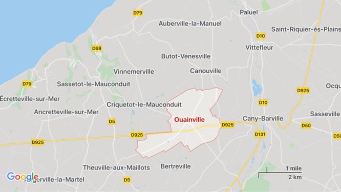 Seine-Maritime : un conducteur tué dans un accident de la route à Ouainville hier soir