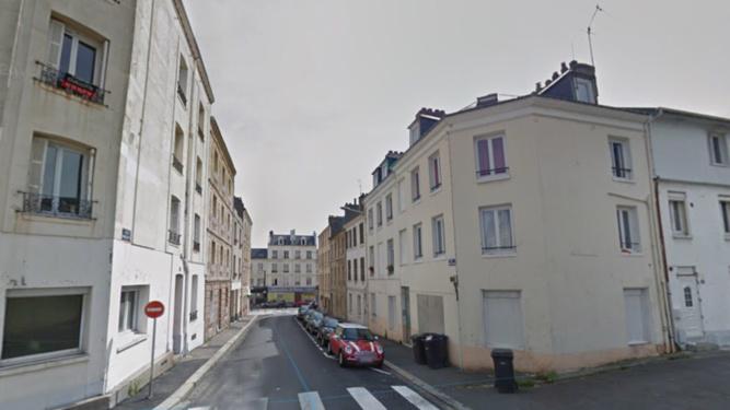 L'incendie s'est déclaré dans un immeuble de la rue Reine Berthe - illustration