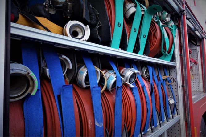 Une trentaine de sapeurs-pompiers en tout ont été mobilisés pour les deux interventions - illustration @ Pixabay