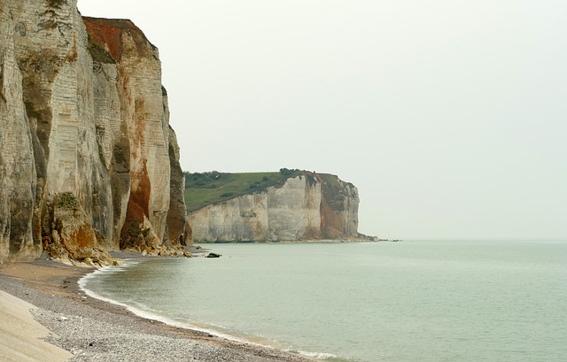 Le corps a été découvert au pied d'une falaise à La Poterie Cap d'Antifer - Illustration © Pixabay