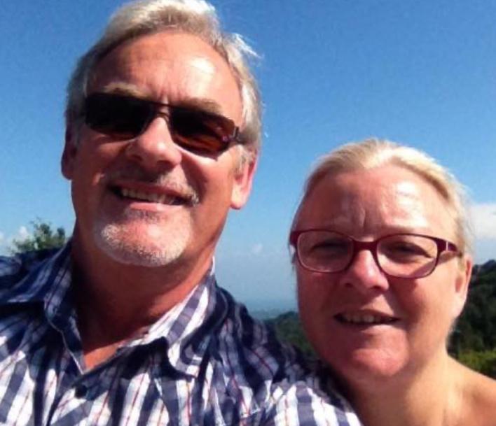 Les enfants du couple n'ont plus de nouvelles de Patricia et Yves Rosay depuis jeudi après-midi - photo @ Facebook