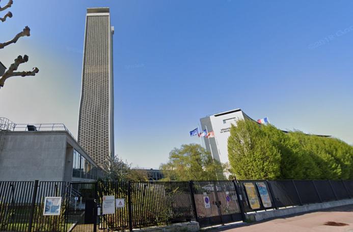 La tour des Archives départementales, quai Jean-Moulin, sera illuminée aux couleurs du drapeau français dès ce mardi soir en hommage aux soldats tués au Mali