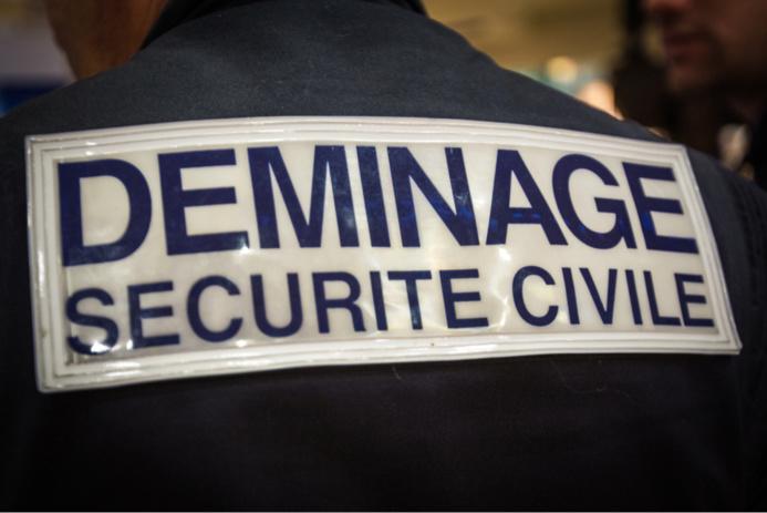 Yvelines : colis suspect à la gare de Trappes, les sac à dos contenait des vêtements de sport